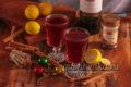 глинтвейн с лимоном к Рождеству в домашних условиях