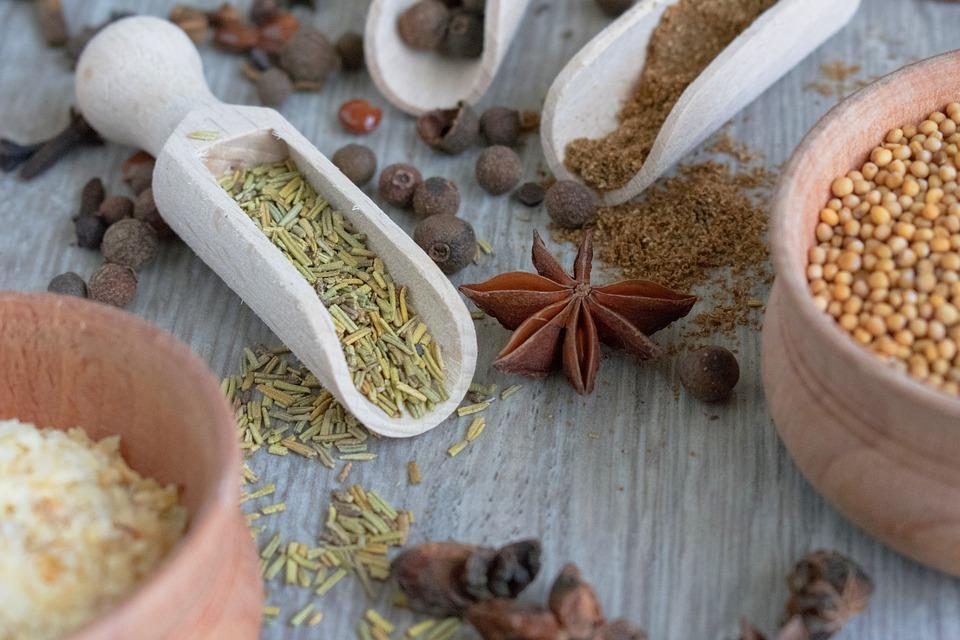 Семена пряностей