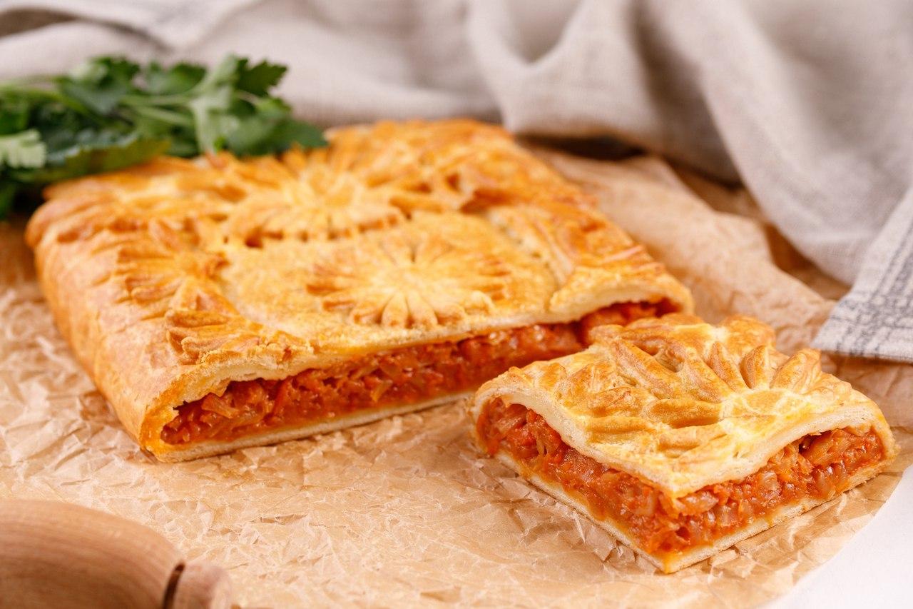 Самые вкусные рецепты пирогов с морковью