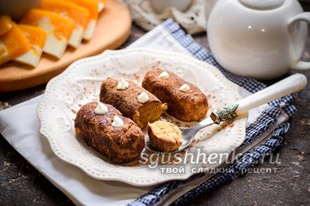 пирожное картошка из печенья без сгущенки