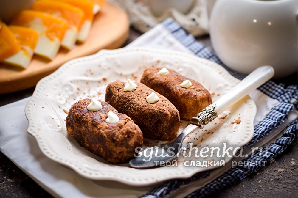 пирожное картошка по ГОСТу СССР