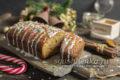 Рождественский кекс с корицей и имбирем