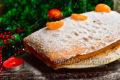 рождественский кекс с мандаринами в духовке