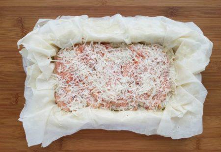 тесто пирог