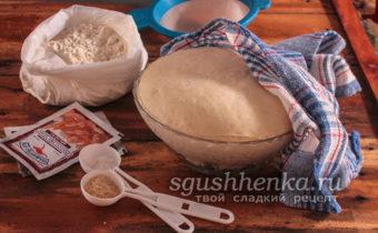 Хрущевское тесто, правильный рецепт