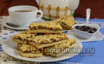 Венское печенье с вареньем, правильный рецепт наших бабушек и мам