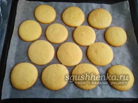 готовые бисквиты