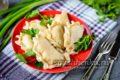 вкусные вареники с картошкой и луком