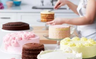 Как научиться готовить кондитерские изделия дома