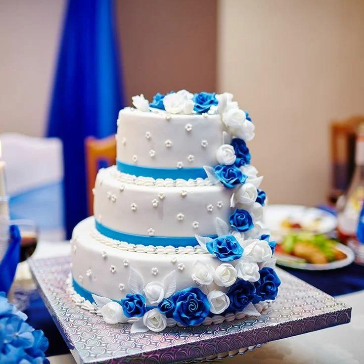 Какой выбрать свадебный торт: советы и рекомендации по выбору